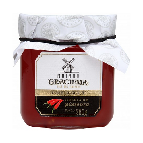 Geleia Gourmet Pimenta