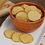 Thumbnail: Chips de Provolone Desidratado com Alho