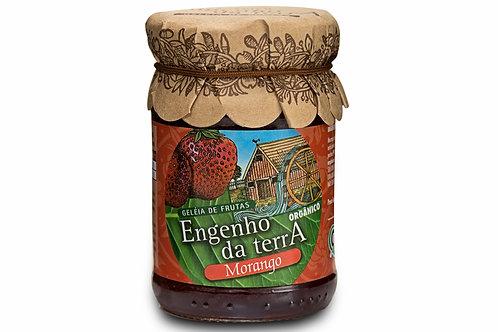 Geleia Orgânica - Pote de morango (210g)
