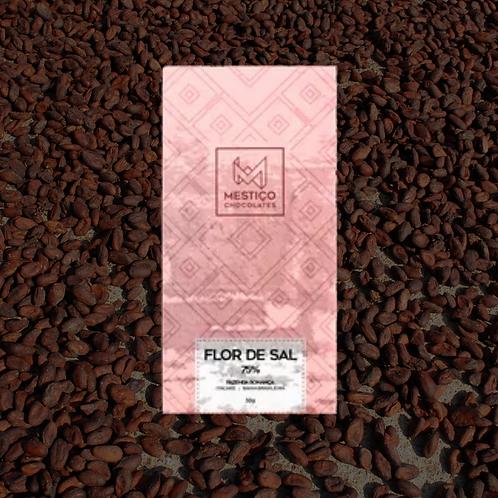 Chocolate Bean To Bar - Flor de Sal (25g)