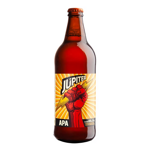 Cerveja Júpiter APA