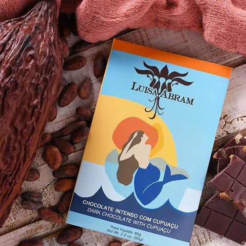Chocolate Bean To Bar Intenso com Cupuaçu