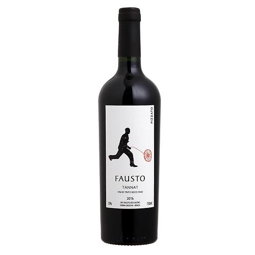 Vinho Tinto Fausto Tannat