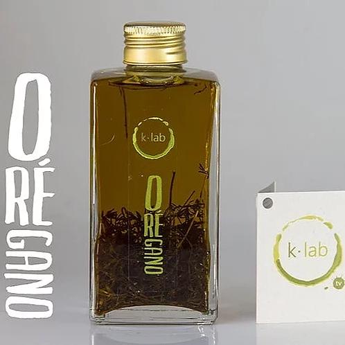 Azeite Aromatizado com Orégano (100ml) - K-Lab