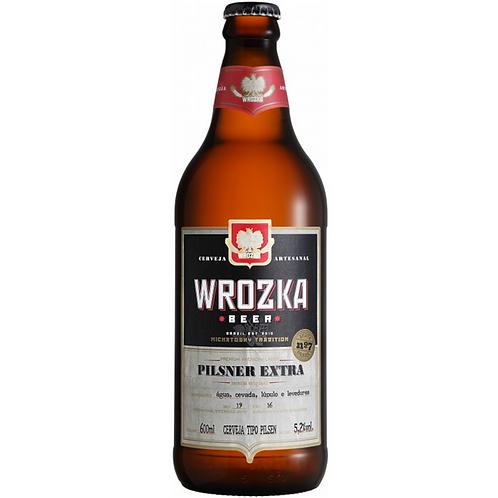 Cerveja Wrozka Pilsner Extra