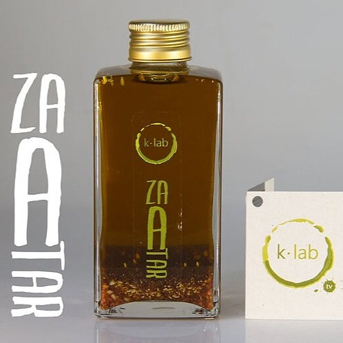 Azeite Aromatizado com Zaatar (250ml) - K-Lab
