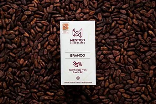 Chocolate Bean To Bar - Branco