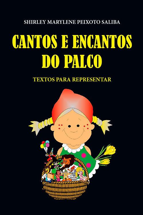 CANTOS E ENCANTOS DO PALCO
