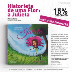 Julieta - Cupom