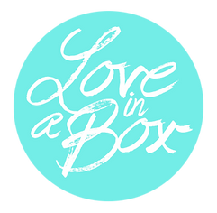 Love in a box inspiratie kaartjes