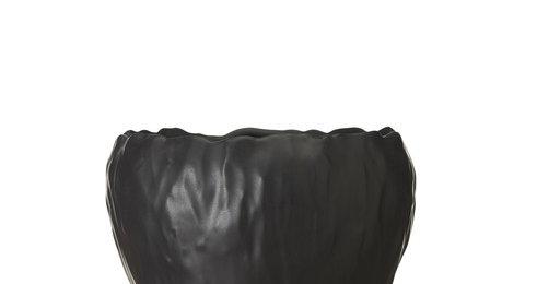 Parisa blómapottur svartur