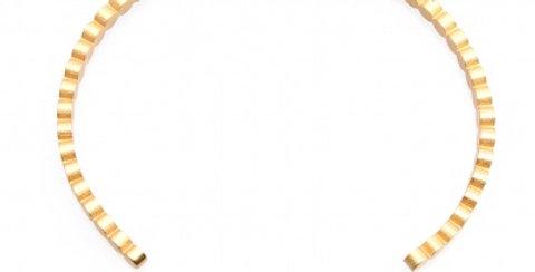 Litlir hringir armband gull