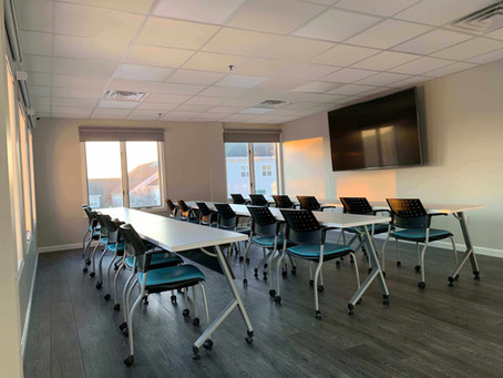 Top 10 Reasons to Rent Coworking Space in NH