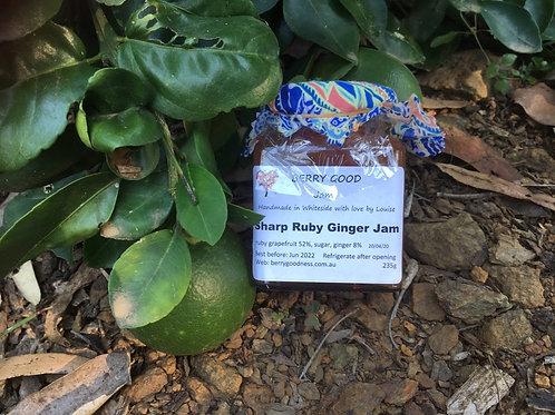 Sharp Ruby Ginger Jam