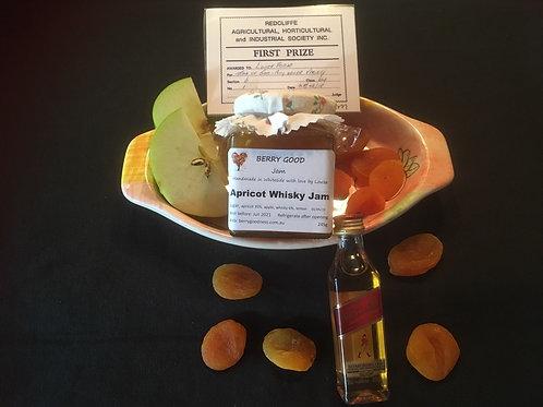 Apricot Whisky Jam