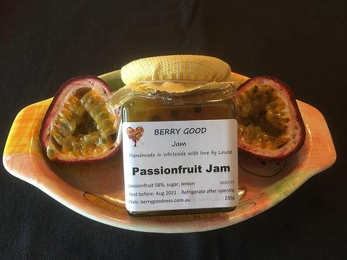 Passionfruit Jam