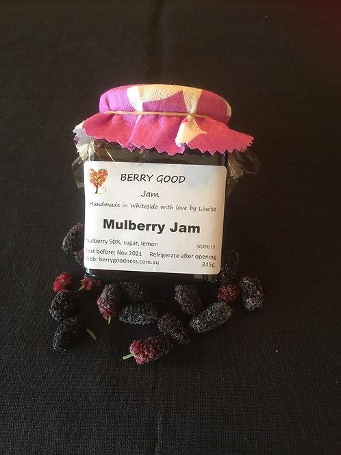 Mulberry Jam