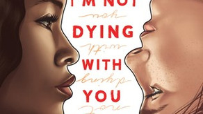 Feature Book Friday - I'm Not Dying with You Tonight