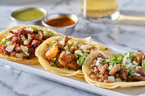 TACOS PLATER MEAT