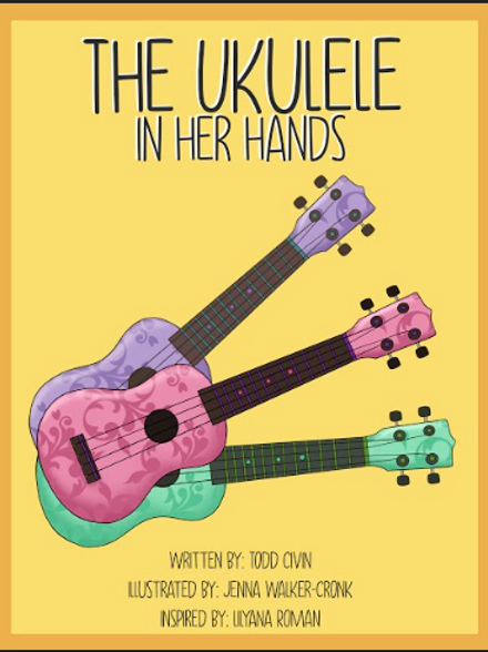The Ukulele in Her Hands