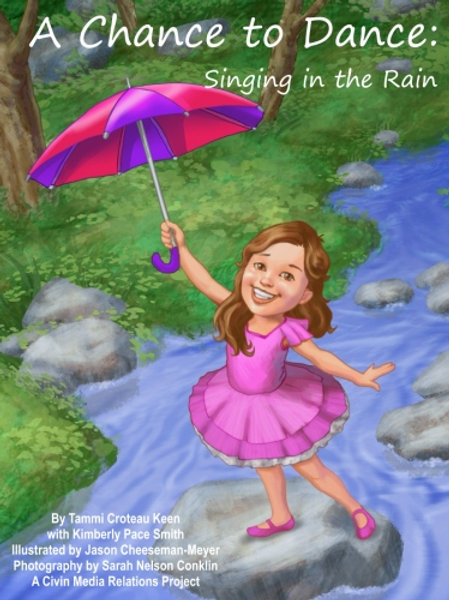 A Chance To Dance: Singing in the Rain Book