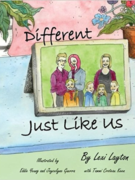 Different Just Like Us Book Set
