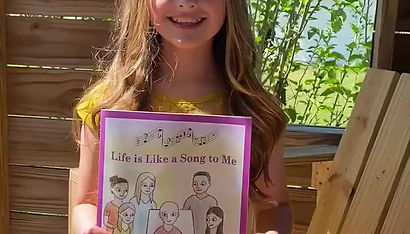 Lexi Layton on Life is Like a Song to Me