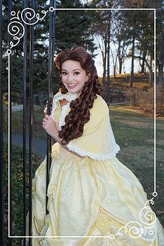 Princess Parties Belle