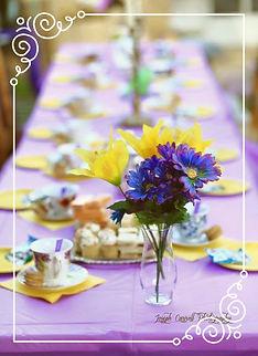 Princess Tea Parties