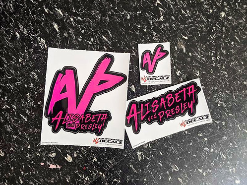 Stickers, babe!