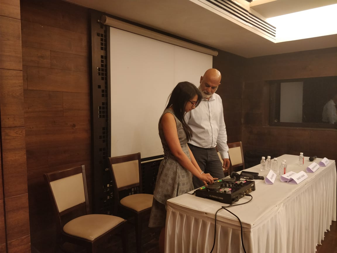 Music Therapy Workshop at Mumbai