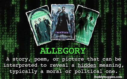 The Matrix Trilogy Decoded by Mark Passi