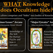 De-Mystifying the Occult by Mark Passio