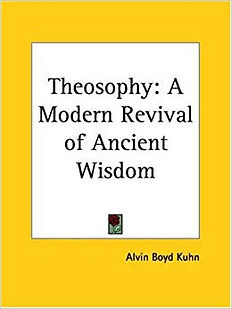 Theosophy-A mordern revival of ancient w
