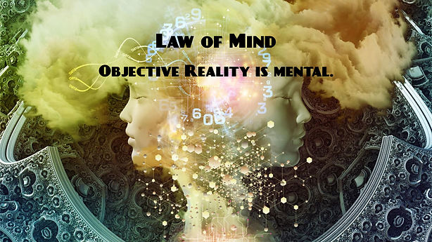 law of mentalism