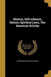 History, Self-reliance...ralph waldo eme