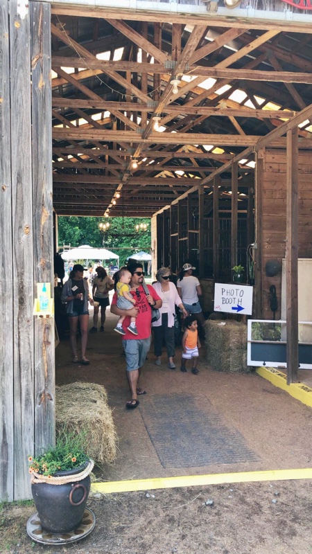 Family fun at Market at the Farm