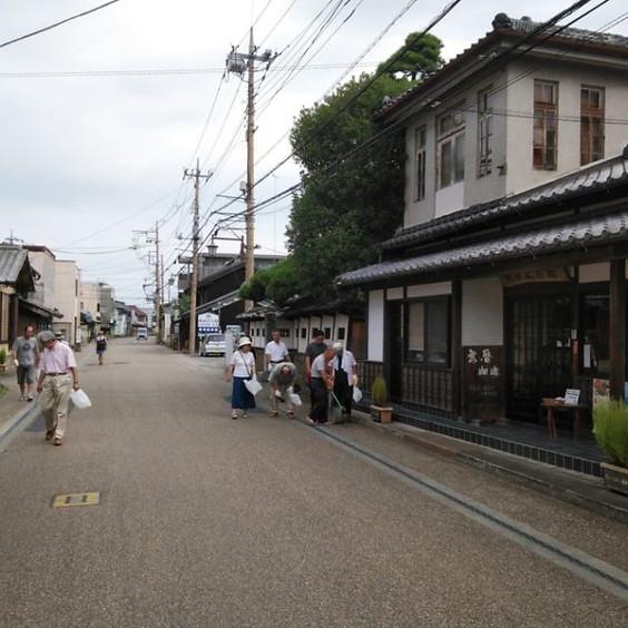 【9月5日】地域のおそうじ「クリーン作戦」 (1)