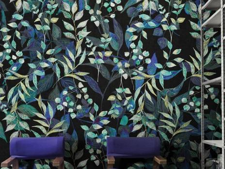 LondonArt Wallpaper design by Anna Paola Cibin
