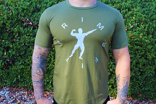 Primo Tee Shirts (Khaki)
