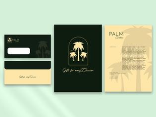 Letter, Folder and Envelope Designs