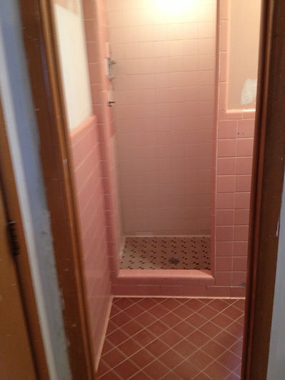 October 2013 Bathroom Transformation Til