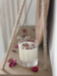 Petite bougie - Bouquet d'amour.JPG