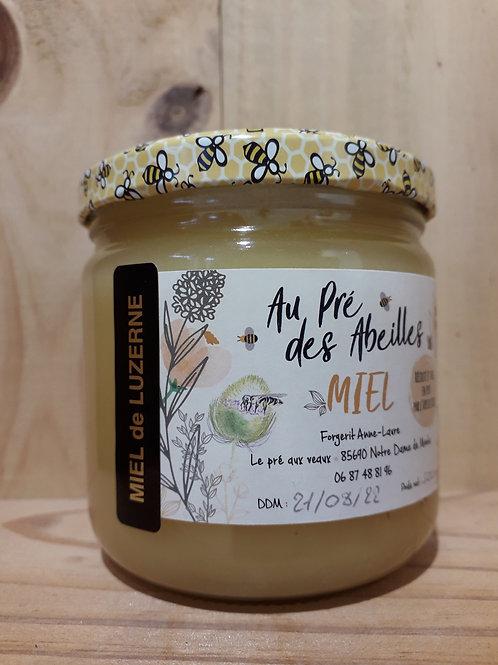 Au prè des abeilles, miel