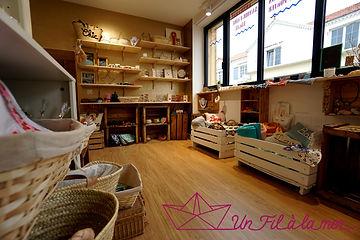 Boutique de créateurs 100% français