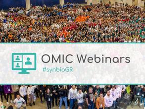 OMIC Webinars: OMIC-Engine meets iGEM