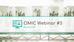 OMIC Webinar #3: Plant Genomics and Bioinformatics – The power of long read sequencing