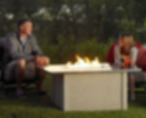 grandstone, fire pit, fire table, flame pit, flame table