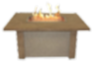 San Juan, fire pit, fire table, flame pit, flame table