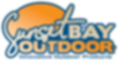 sunset bay outdoor logo